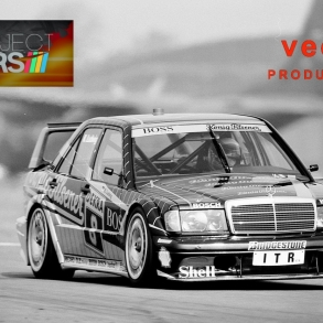 Project Cars PC Gameplay Race Mercedes Benz 190E @ Hockenheim