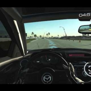 Forza Motorsport 5 Practice races (60fps)