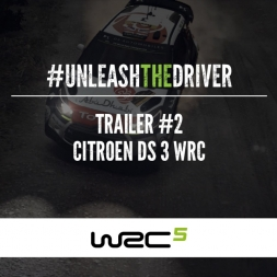 WRC 5 - Citroen DS3 Trailer