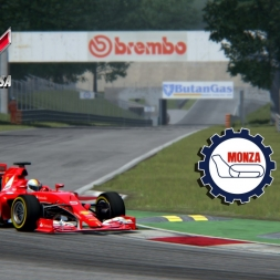 Assetto Corsa * Ferrari 2015 Vettel * Monza * hotlap