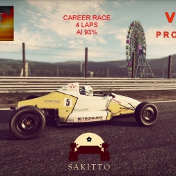 Project Cars Gameplay Career Race 1080P 60FPS Formula Rookie