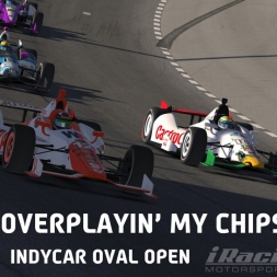 """iRacing: Overplayin' My Chips"" (DW12 at Las Vegas Motor Speedway)"