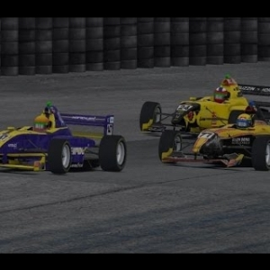 iRacing AOR Pro Mazda Championship S3 Round 12: New Hampshire Road Course