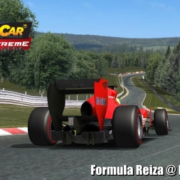 Formula Reiza @ Nordschleife Driver's View - Stock Car Extreme 60FPS