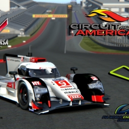 Assetto Corsa * Audi R18 e-tron * Circuit of The Americas * WEC