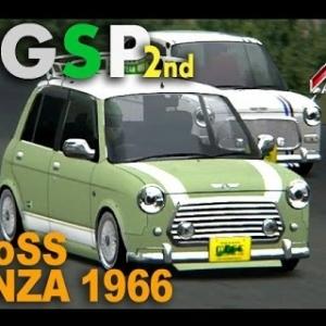 【Assetto Corsa】 MGSP ジーノSS モンツァ1966 4LAP