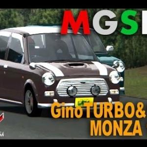 【Assetto Corsa】 MGSP ジーノターボ&1000モンツァ1966 4LAP