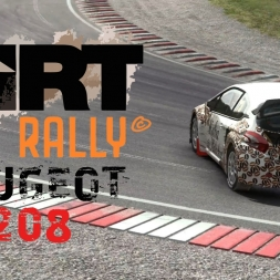 Dirt Rally - Peugeot 208 RX
