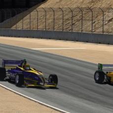 iRacing AOR Pro Mazda Championship S3 Round 11: Laguna Seca