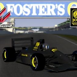 Assetto Corsa * Jordan 191 * Adelaide88