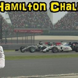 F1 2015 - The Hamilton Challenge - Ep 3: China