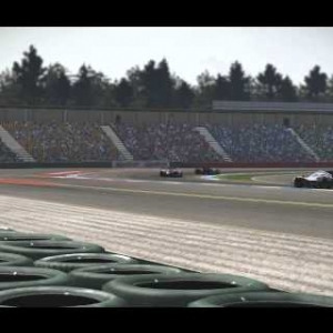 Project Cars Race at Hockenheim (Replay)