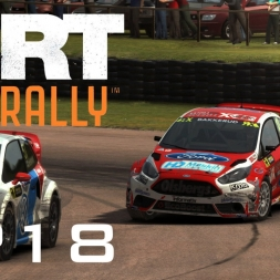 DiRT Rally Gameplay: Fixed Clutch? - Episode 18