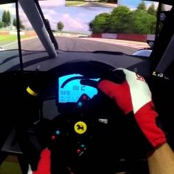 Iracing - Test New Corvette C7 Daytona Prototype @ Spa