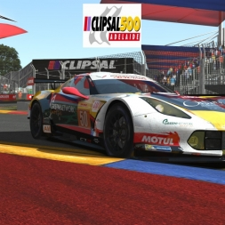 Rfactor 2 Gameplay Corvette C7R @ Adelaide Clipsal 500