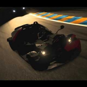 Forza 6 career 6 Nightfall series Race 1 Replay (60fps)