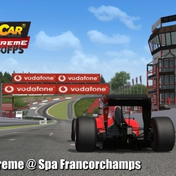 Formula Extreme @ Spa Francorchamps - Stock Car Extreme 60FPS