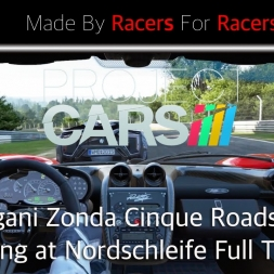 Project Cars - Pagani Zonda Cinque Roadster