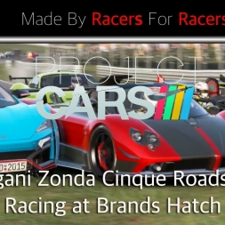 Project Cars - Pagani Zonda Cinque Roadster