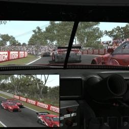 rFactor 2: Nissan GT-R GT1 vs Bathurst