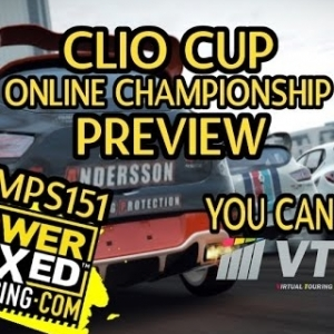 VTCC CLIO CUP CHAMPIONSHIP PREVIEW