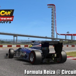Formula Reiza @ Circuit Of The Americas Driver's View - Stock Car Extreme 60FPS