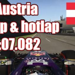 Austria 1:07.082 online setup | F1 2015