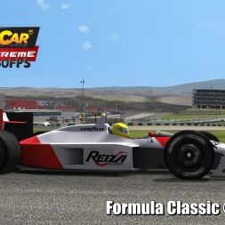 Formula Classic @ Algarve Driver's View - Stock Car Extreme 60FPS