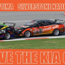 iRacing: I like the Kia Cup! (Kia Optima @ Silverstone National)