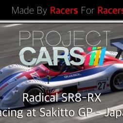Project Cars - Radical SR8-RX