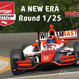 """iRacing: A New Era"" (Verizon IndyCar Winter Series Round 1: Watkins Glen Boot)"