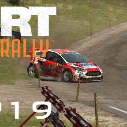 DiRT Rally Gameplay: Sweden Rallycross! - Episode 19