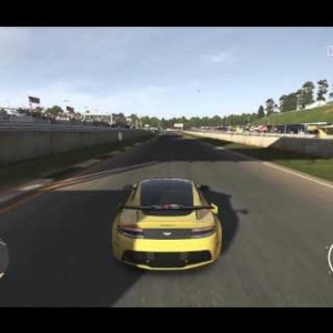 Forza 6 Race at Road Atlanta
