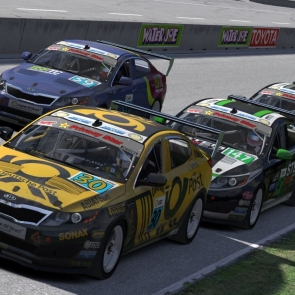 iRacing BSRTC Round 64 from Road America