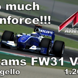 Assetto Corsa - Williams FW31 V1.01 Hotlap Mugello (1.20,862)