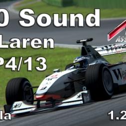 Assetto Corsa - McLaren MP4/13 Hotlap Imola (1.24,686)