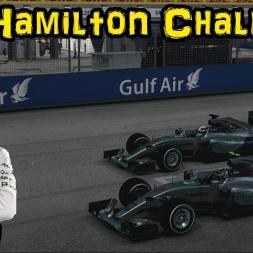 F1 2015 - The Hamilton Challenge - Ep 4: Bahrain