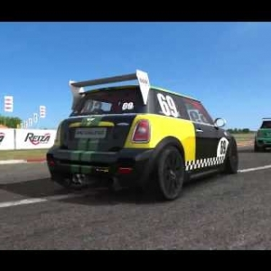 SCE • BMW Mini One @ Cordoba | Full Race
