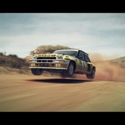 Renault 5 Turbo @ Mwatate (Kenya) - DiRT 3 Complete Edition 60FPS (Replay)