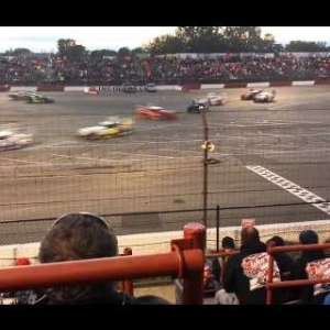 2015 World Figure-8 3 Hour Enduro Opening Laps