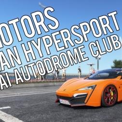 Let's Play | Project CARS | W Motors Lykan HyperSport