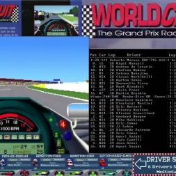 World Circuit F1GP - Silverstone - Race