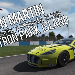Let's Play | Project CARS | Aston Martin Racing Rapide S Hydrogen Hybrid