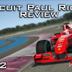 Assetto Corsa: Circuit Paul Ricard Review - Episode 62