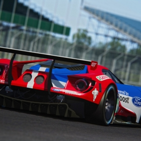 Ford GT GTE 2016 | SPA | Assetto Corsa