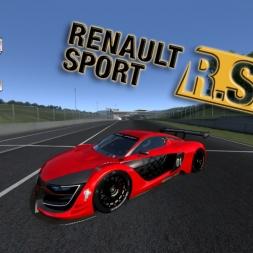 Assetto Corsa * Renault RS01 * Mugello