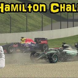 F1 2015 - The Hamilton Challenge - Ep 5: Spain