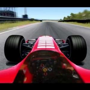 Test Onboard cam - Ferrari 248 F1 - Assetto Corsa