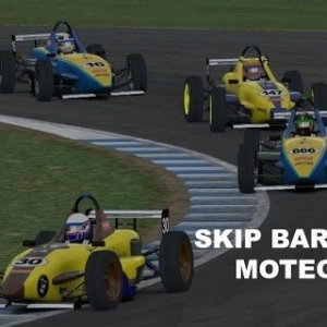 iRacing UK&I Skip Barber League - S4 15 Wk1 - Twin Ring East