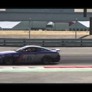 Project Cars Dubai GP race (60fps)